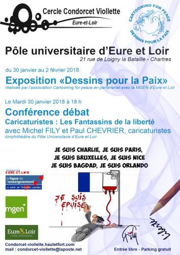 Condorcet Viollette affiche 30 janvier 2018.png